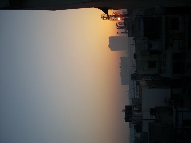 Sunrise, New Delhi, Rooftop Hotel